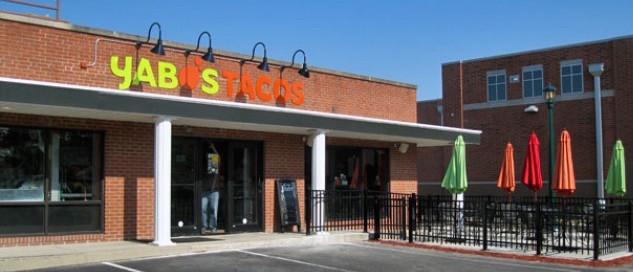 Yabos franchise restaurant