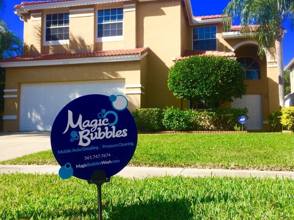 Magic bubbles Testimonials