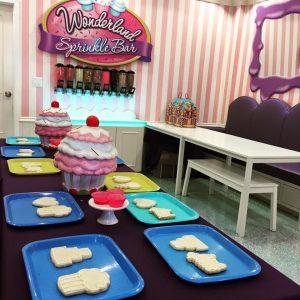 Wonderland Bakery franchise
