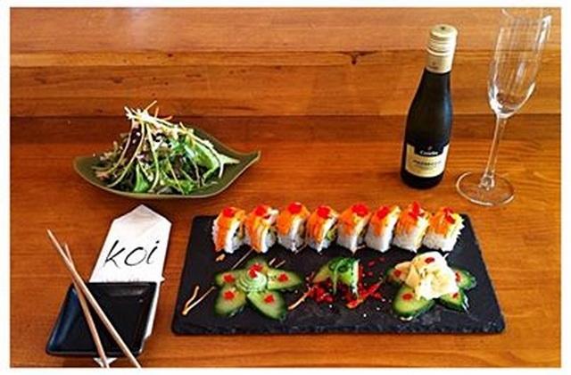 koi sushi franchsie