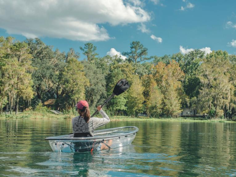 kayaking franchise