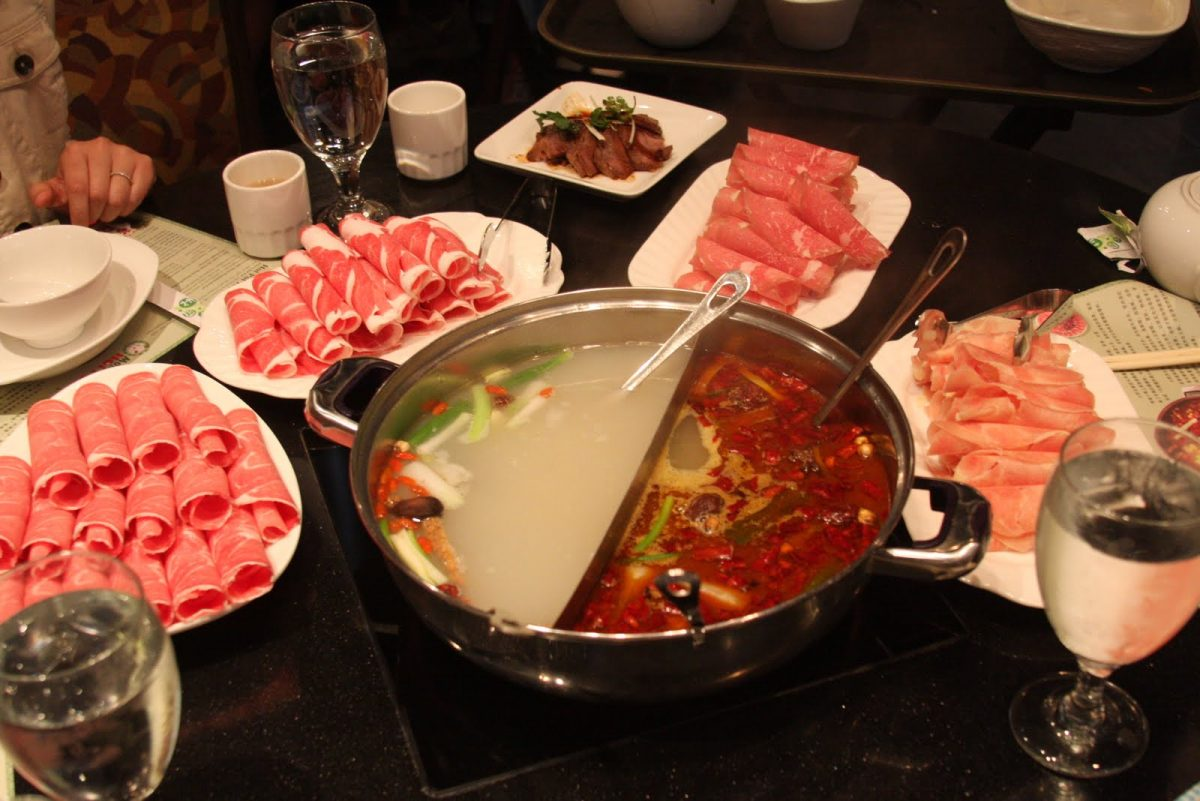 little sheep hot pot