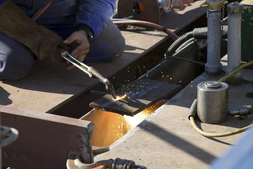 welding franchise
