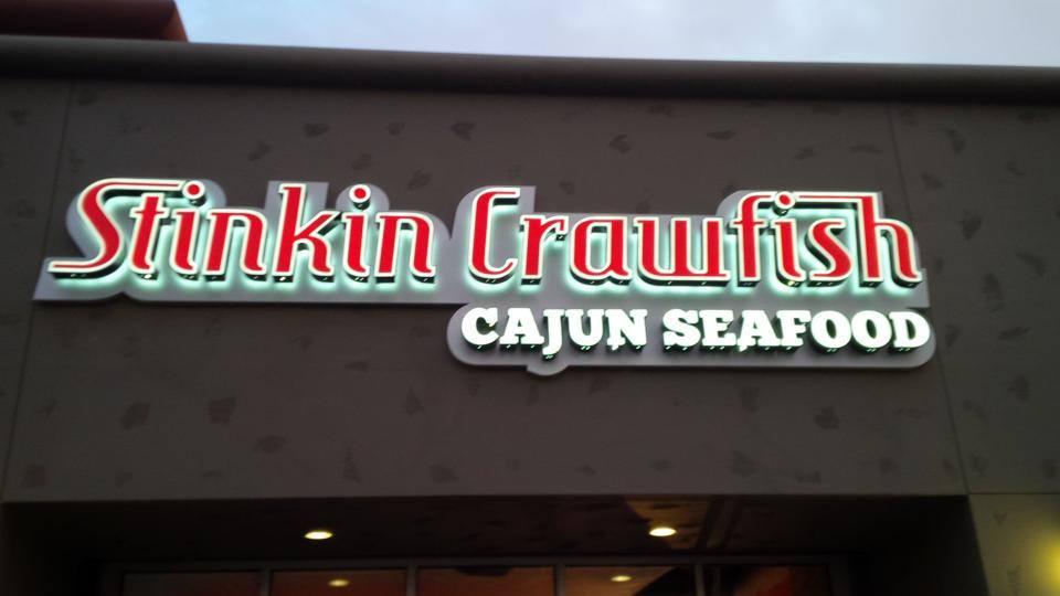 stinkin crawfish franchise