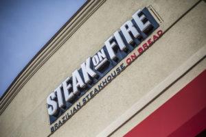 steak on fire franchise