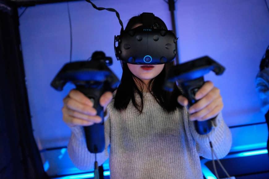 virtual reality franchise