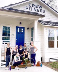 Crew Fitness franchise