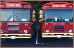 funny bus franchise