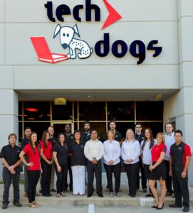 Tech Dogs franchise
