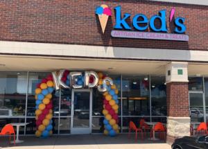 keds ice cream franchise