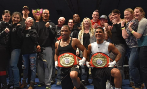 Knepper Boxing and Fitness Franchise