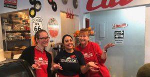 American Diner Plus an Award Winning Pie Shop